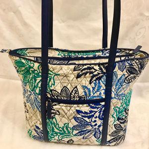 Small Trimmed Tote Bag Vera Bradley